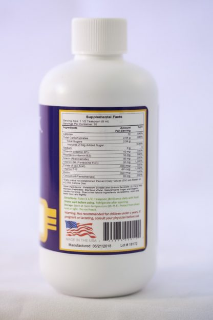 Complete-B Liquid Vitamin-428