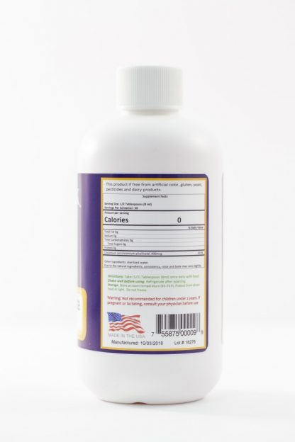 Liquid Chromium Concentrate - 8 oz.-426