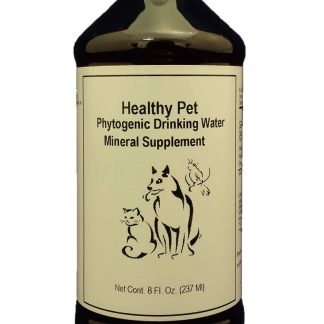 Healthy Pet Drinking Water Supplement-0