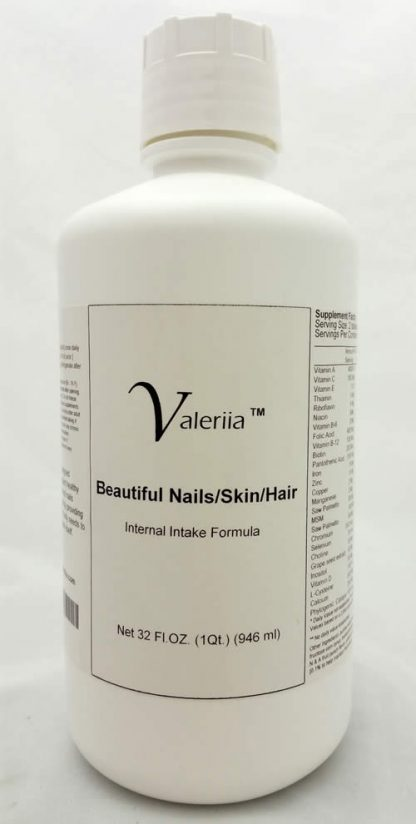 Valeriia Beautiful Nails/Skin/Hair - No Flavors or Sweeteners-0