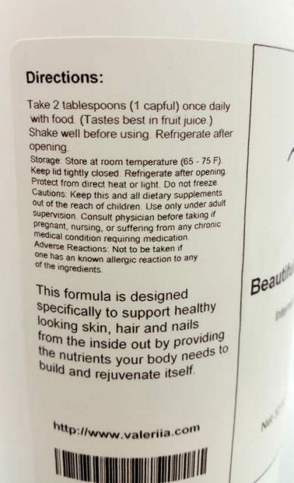 Valeriia Beautiful Nails/Skin/Hair Supplement-393
