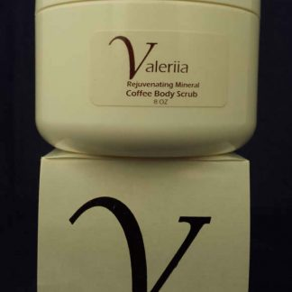 Valeriia Mineral Coffee Body Scrub-0