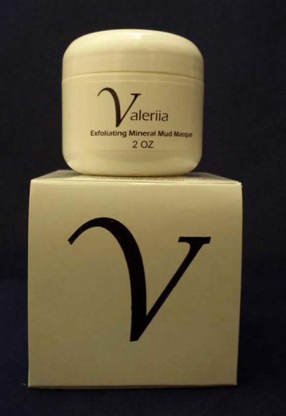 Valeriia Exfoliating Mineral Mud Masque-0