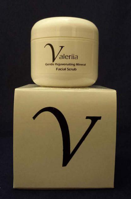 Valeriia Gentle Facial Mineral Scrub -0