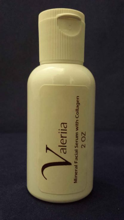Valeriia Mineral Facial Serum with Collagen-0