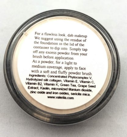 Valeriia Mineral Powder Foundation-395