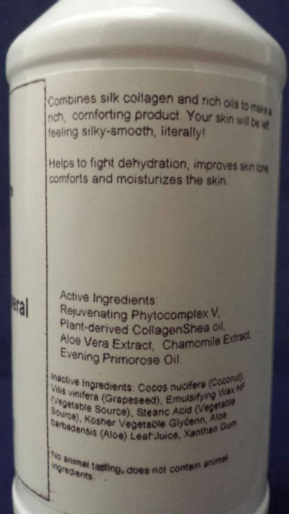 Valeriia Mineral Body Lotion with Collagen-375